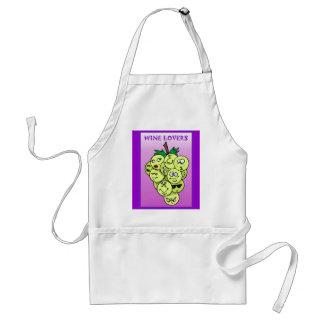 Wine lovers standard apron