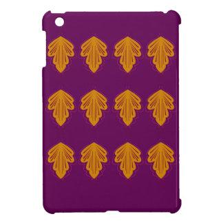 Wine mandalas gold cover for the iPad mini