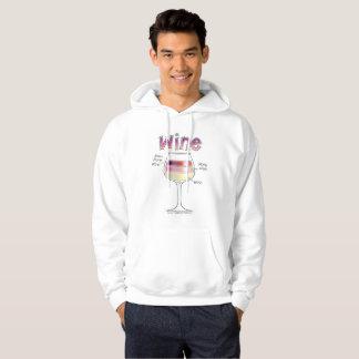 WINE, MORE WINE, EVEN MORE WINE HOODIE