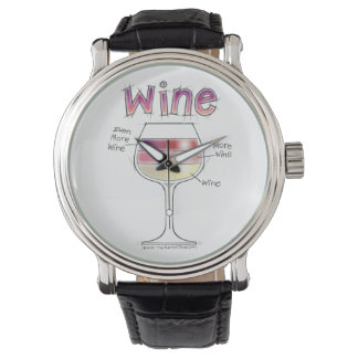 WINE, MORE WINE, EVEN MORE WINE WATCHES