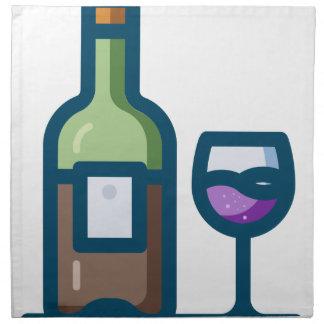 Wine Napkin