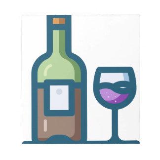 Wine Notepad