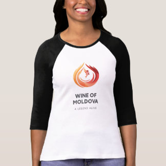 Wine of Moldova T-Shirt