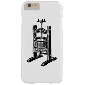 Wine Press Barely There iPhone 6 Plus Case