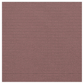 Wine Red Weave Mesh Look Fabric