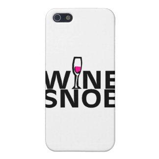 Wine Snob iPhone 5 Covers
