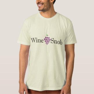 Wine Snob T-Shirt