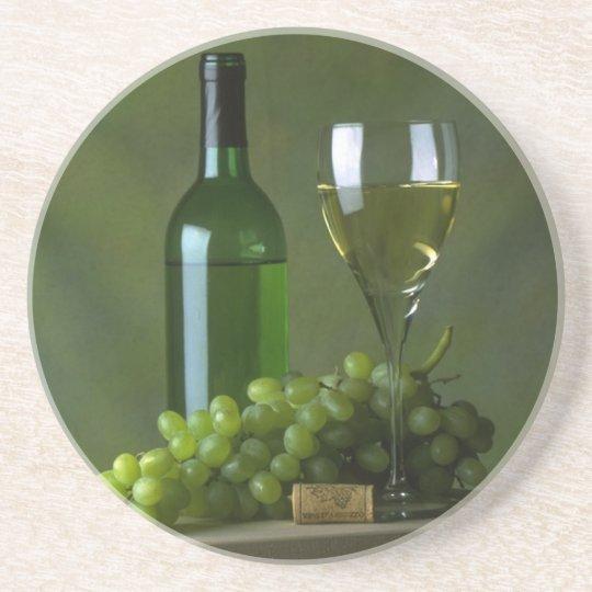 Wine Still Life coasters