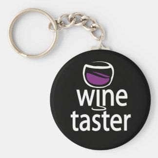 Wine Taster Keychain