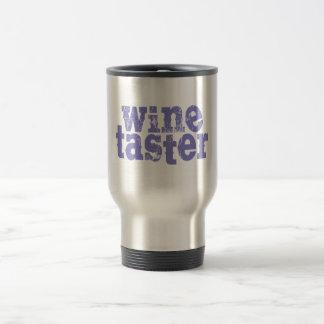 Wine Taster Travel Mug