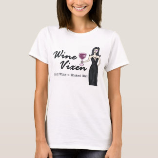 "Wine Vixen ""Wicked Girl"" T-Shirt"