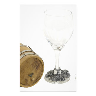 WineBarrelGlasses110709 copy Custom Stationery