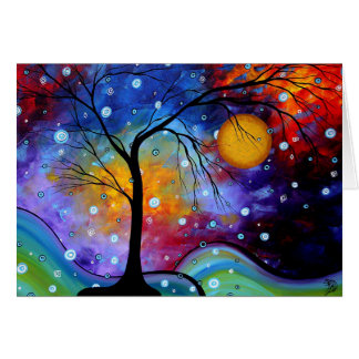 Winer Sparkle Circle of Life MADART Painting Cards