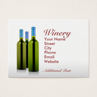Winery Business Card