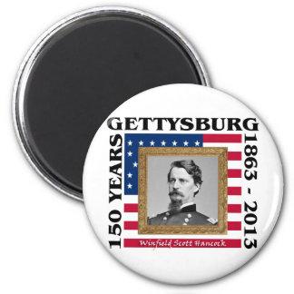 Winfield Scott Hancock - 150th Gettysburg Magnet
