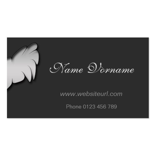 Wing Business Card Templates