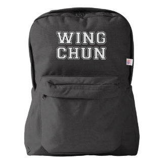 Wing Chun Backpack
