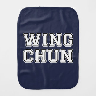 Wing Chun Burp Cloth