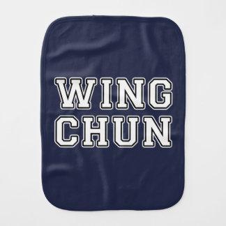 Wing Chun Burp Cloth