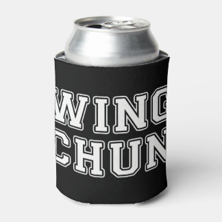 Wing Chun Can Cooler