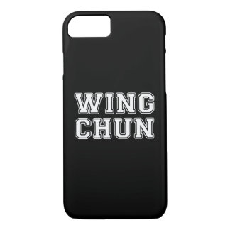 Wing Chun Case-Mate iPhone Case