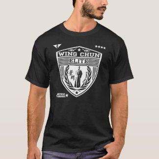 Wing Chun - Elite (Ip Man - Wing Chun Kung Fu) T-Shirt