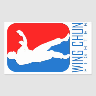 Wing Chun Fighter - Ip Man Linage Sticker