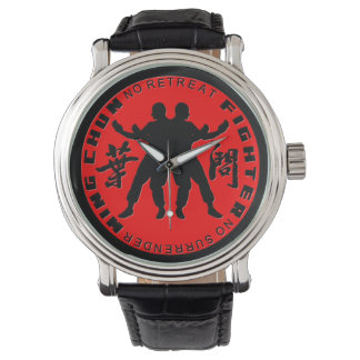 Wing Chun Fighter Watch