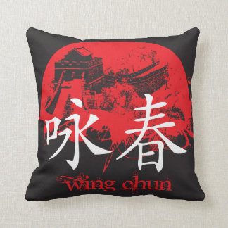 Wing Chun Pillow