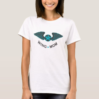 Wing Mom Wings T-Shirt