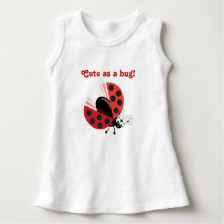 Wing-Nutz™_Ladybug_Sweet & Cute as a bug! Dress