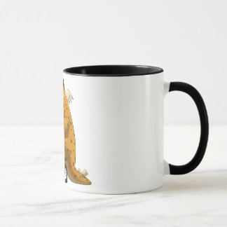 Wing-Tailed Unicordionist Mug