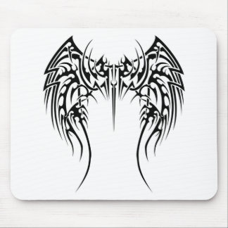 Wing wind mouse pad