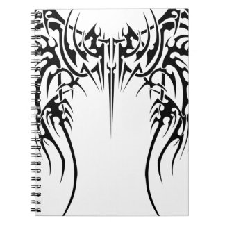 Wing wind notebook