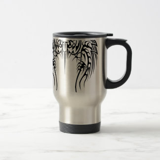 Wing wind travel mug
