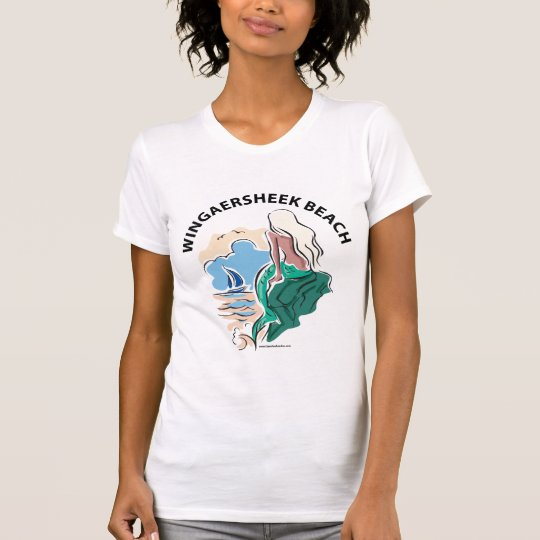 Wingaersheek Beach Mermaid Tank Top