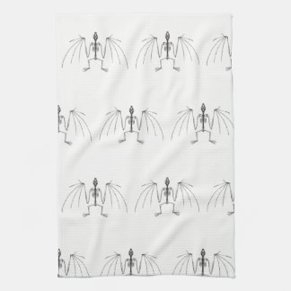 Winged 2 Kitchen Towel