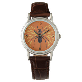 Winged Ant Insect Lover Fiery Orange Entomology Watch