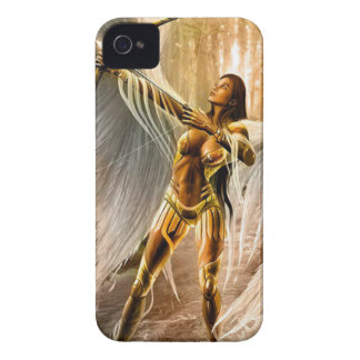 Winged Archer iPhone 4 Case-Mate Cases