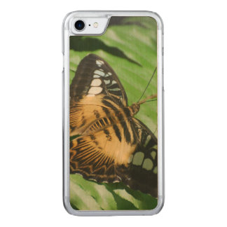 Winged Butterfly Carved iPhone 7 Case