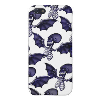 winged death iPhone 5/5S cover