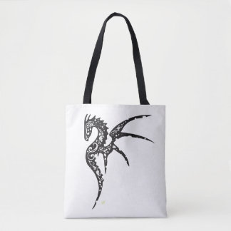 Winged Dragon Tote