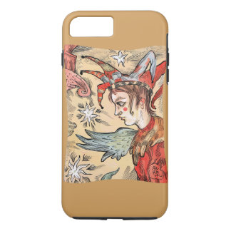 Winged Jester iPhone 7 Plus Case