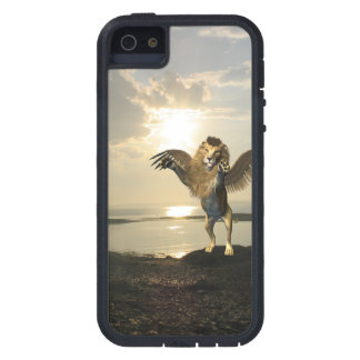 Winged Lion iPhone 5 Cover