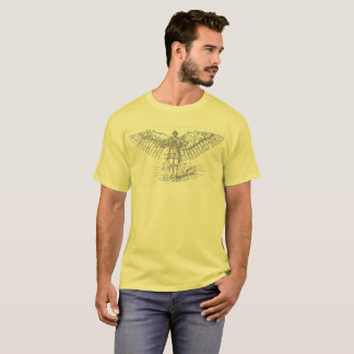 Winged Man T-Shirt