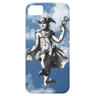 Winged Mercury in the Clouds iPhone 5 Case