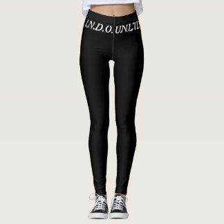 Winged Out Leggings