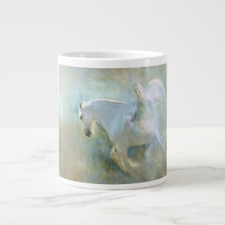 Winged Pegasus Large Coffee Mug