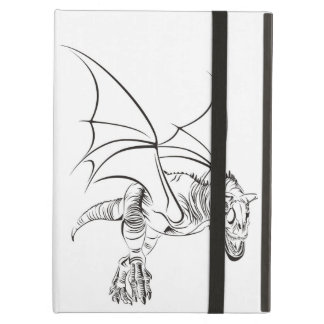 Winged Raptor / Tribal iPad Air Cover