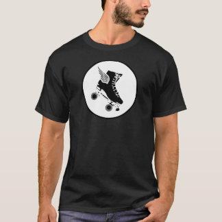 Winged Roller Skate T-Shirt